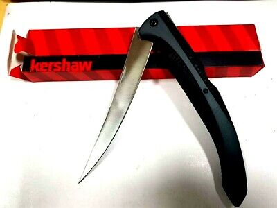 Fishing knife Kershaw Folding Fillet knife 1258 stainless steel blade