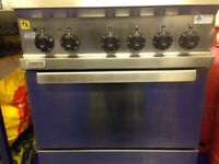 zanuzzi industrial oven and hob
