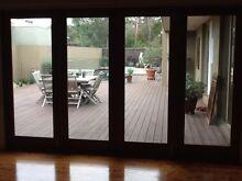 2 x Bi-Fold Cafe Doors Berala Auburn Area Preview