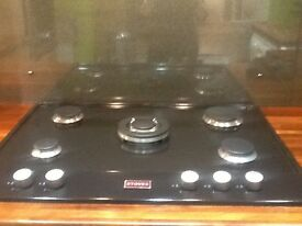 Stoves Gas Hob with 5 burners. Good working order. £25 Buyer collects Tel 07901848379 S12 area