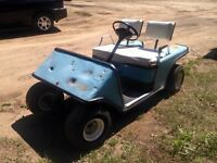 1986 Ez-Go Golf Cart