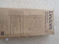 Lindam safe and secure soft folding bed rail