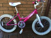 "Dawes 18"" Girls Lottie Bike"