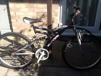 Boss reflex bike in good working order £40 no offers can deliver for petrol cost