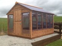 Greenhouse ( green houses ) Garden sheds £500