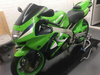 1999 Kawasaki ZX6R G2 - Great condition for age only 17k miles, with MOT