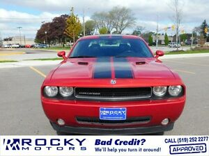 Dodge Challenger - LEATHER - SUNROOF - FINANCE @ ROCKYMOTORS.COM
