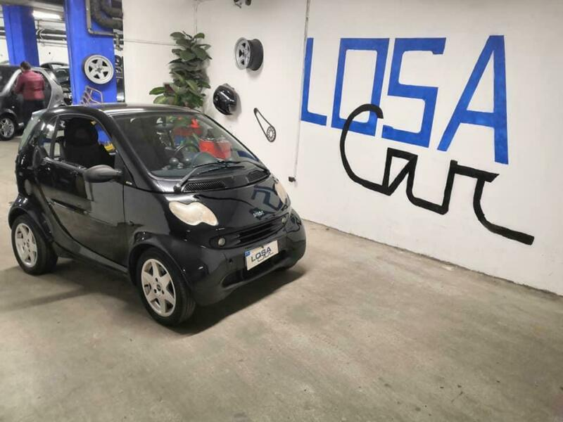Smart fortwo 700cc 2003