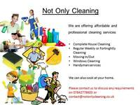 Not Only Cleaning