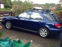 Subaru wagon glx
