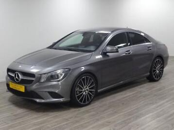 Mercedes-Benz CLA-KLasse CLA 180 Ambition full options