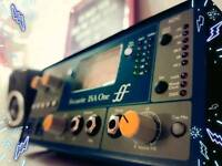 Talent not included Focusrite ISA One Preamp Analogue
