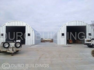 Durospan Steel S35x30x16 Metal Garage Diy Building Kit Workshop Factory Direct
