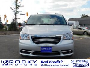 2012 Chrysler Town & Country - BAD CREDIT APPROVALS