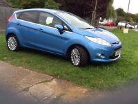 For sale 1 Owner from new Ford fiesta Titanium 1.6 Tdci low mileage