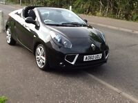 CONVERTIBLE 2010 RENAULT WIND 1.2 DYNAMIQUE ROADSTER 2DR 60000 MILES,STUNNING THROUGHOUT,BARGAIN BUY