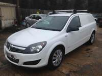 ** NEWTON CARS ** 07 VAUXHALL ASTRA 1.7 CDTI SPORTIVE VAN, 140,000 MLS, PART S/H, MOT JUL 2018, CALL