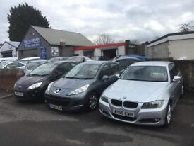 Arnold road car sales open for business.
