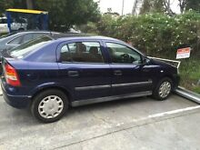 2001 HOLDEN ASTRA WITH ROADWORTHY AND PERMIT READY FOR REGO Thomastown Whittlesea Area Preview