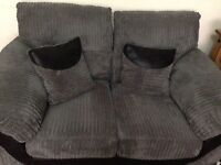 3/2 seater sofas for sale need gone asap 4 months old brought for £500 selling for £350