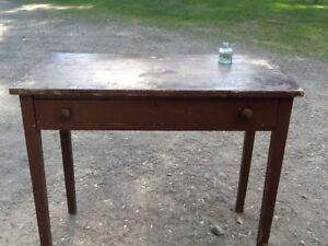 Vintage Table/Desk.