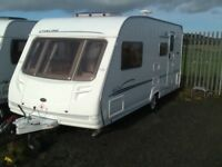 2005 sterling ECCLES moonstone 4 berth end changing room