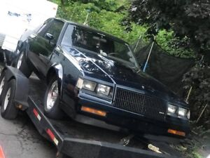 1987 buick regal turbo limited (grand national)
