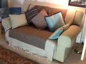 2 seat sofa - excellent condition