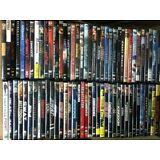 *FREE SHIPPING! HUGE Collection Lot of 50 ASSORTED  DVDs  Movies  50 DVDs