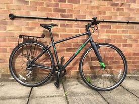 Pinnacle Neon 1 2017 Hybrid Bike for sale
