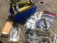 Gate and shed latches job lot