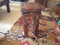 Lamp Table Solid Sheesham Wood