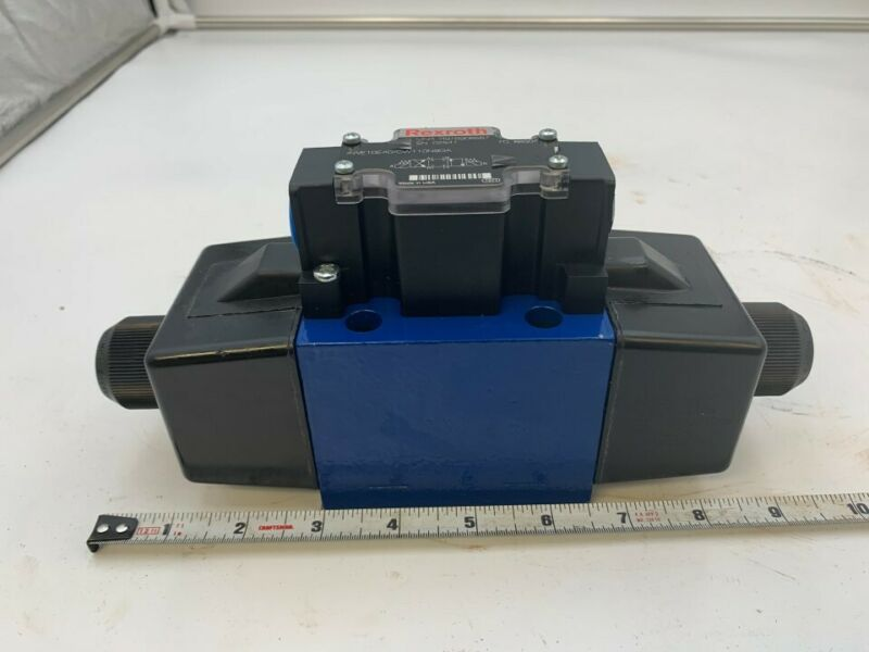 Rexroth Directional valve Model: 4WE10E40/CW110N9DA