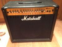 175 watt marshall amp mg100dfx