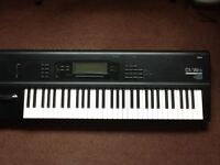 Korg 01/W FD workstation