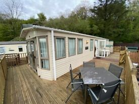 Static Caravan For Sale - FREE Site Fees - West Scotland - Fantastic Model - South Ayrshire