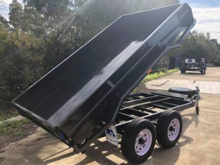 8x5 Tandem electric Hydraulic Tipper (Australian Made) Adelaide Region Preview