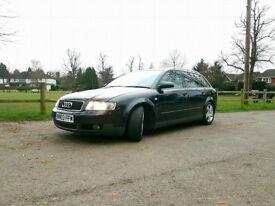 Audi A4 B6 1.9TDI 6 Speed