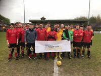 Sunday League 11 a side team recruiting