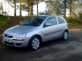 06 VAUXHALL CORSA 1.2 SXi + TWINPORT ONLY 45,000 MILES