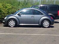 Vw beetle 1.6 petrol 04 plate