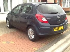 VAUXHALL CORSA 5 DOOR AUTOMATIC**FULLY HPI CLEAR REPORT **