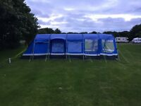 Oasis 6 large family tent