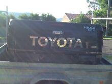Toyota Hilux sr5 2010 duel cab ute tub 4x4 Cessnock Cessnock Area Preview