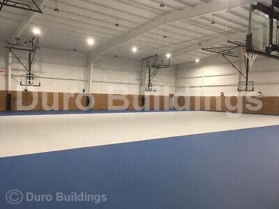 Durobeam Steel 100x104x22 Metal Building Prefab Custom Made To Order Gym Direct