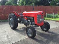 1962 MASSEY FERGUSON 65 MK II - £5500
