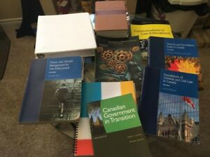All police foundations textbooks