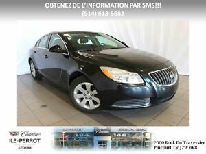 2012 Buick Regal BLUETOOTH, XM, BANC ELECT, USB, AUX, CRUISE, TO