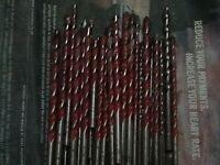 45 drill bits