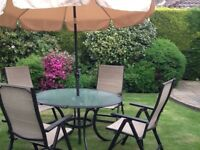 Garden furniture Very good condition .